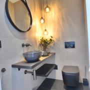 Gäste WC gestalten