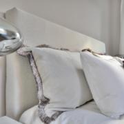 Bett gestalten